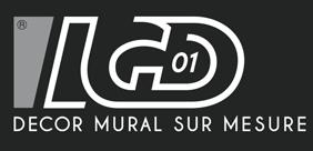 LGD01, papier peint sur mesure