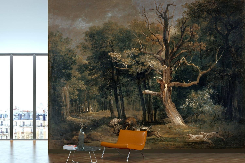 Collection de papier peint Multilés Réf. LGD-01-001665© par LGD01