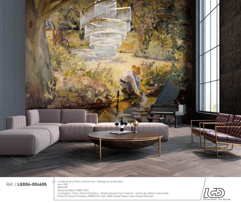 Collection de papier peint Multilés Réf. LGD-04-004605© par LGD01