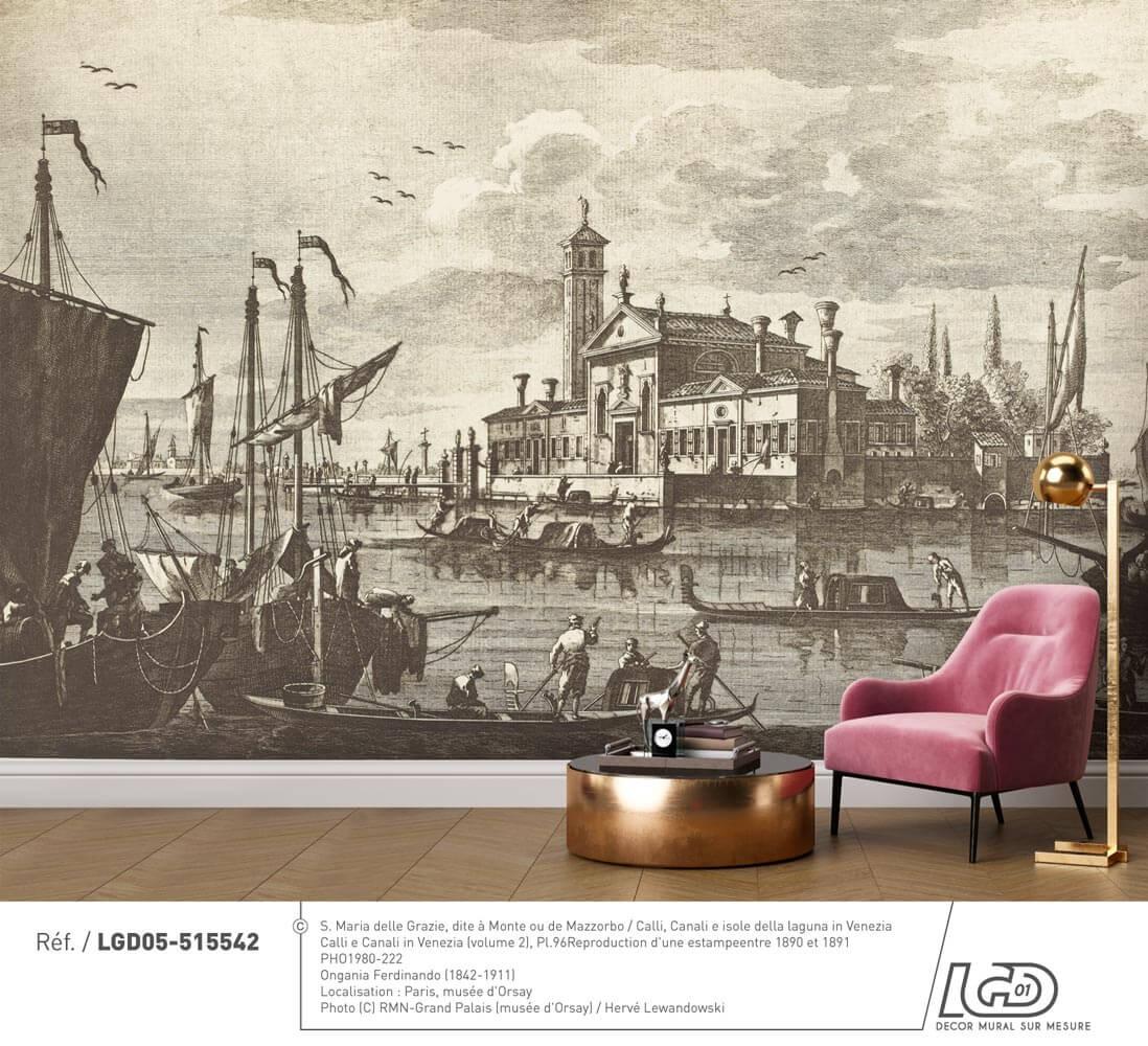 Collection de papier peint Multilés Réf. LGD-05-515542© par LGD01