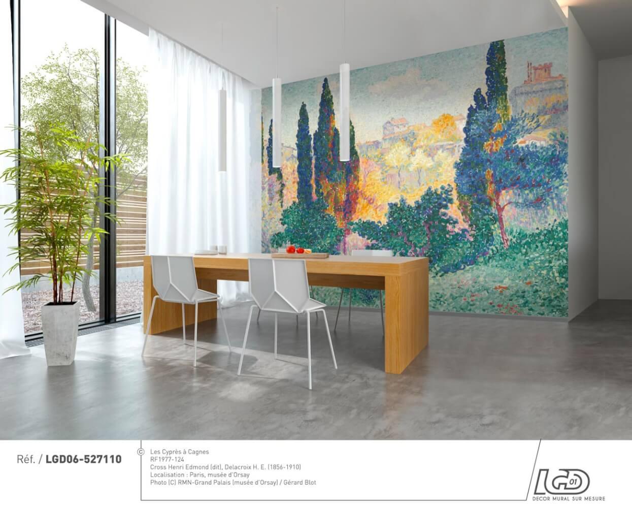 Collection de papier peint Multilés Réf. LGD-06-527110© par LGD01
