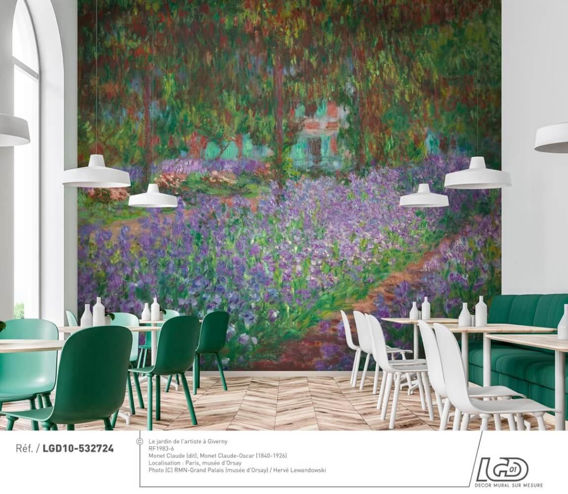 Collection de papier peint Multilés Réf. LGD-10-532724© par LGD01