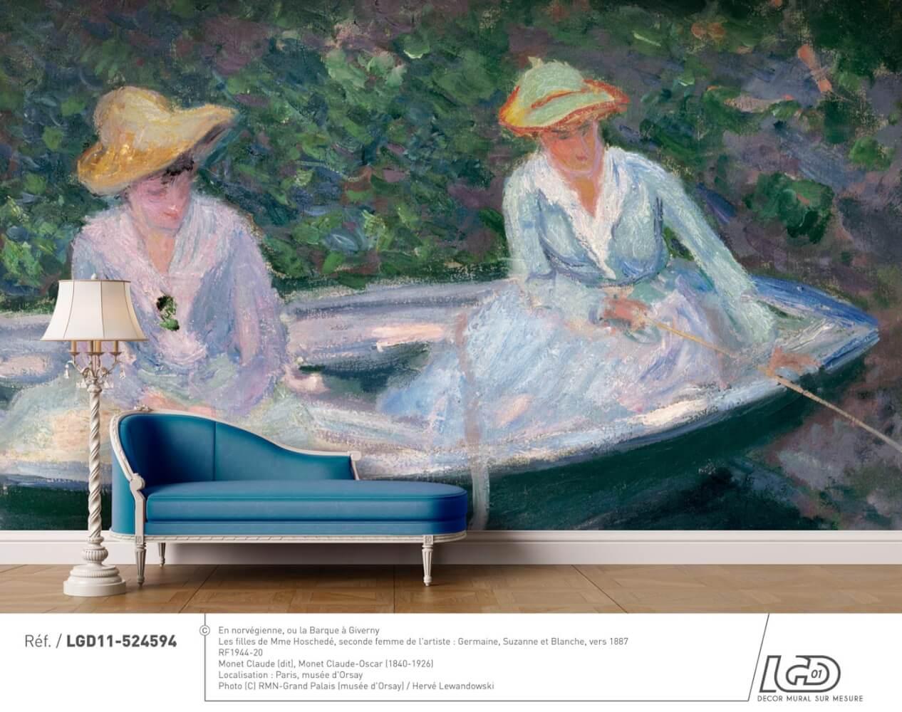 Collection de papier peint Multilés Réf. LGD-11-524594© par LGD01