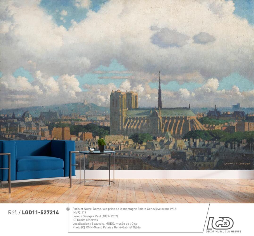 Collection de papier peint Multilés Réf. LGD-11-527214© par LGD01
