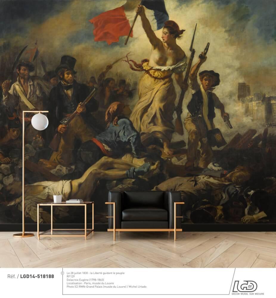 Collection de papier peint Multilés Réf. LGD-14-518188© par LGD01