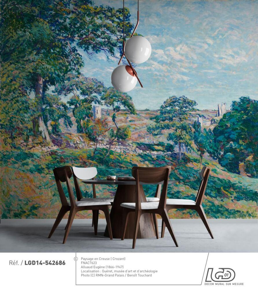 Collection de papier peint Multilés Réf. LGD-14-542686© par LGD01