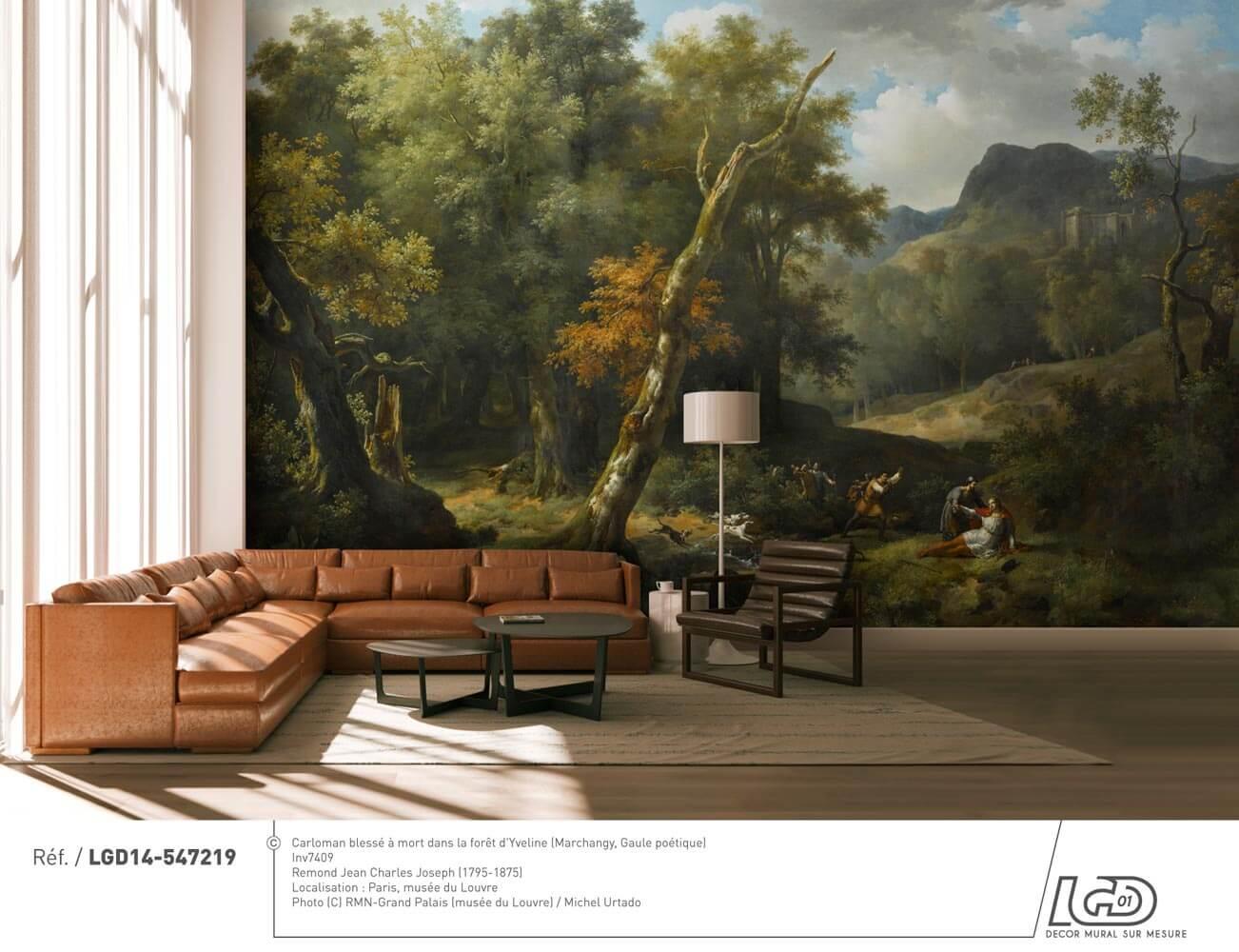 Collection de papier peint Multilés Réf. LGD-14-547219© par LGD01