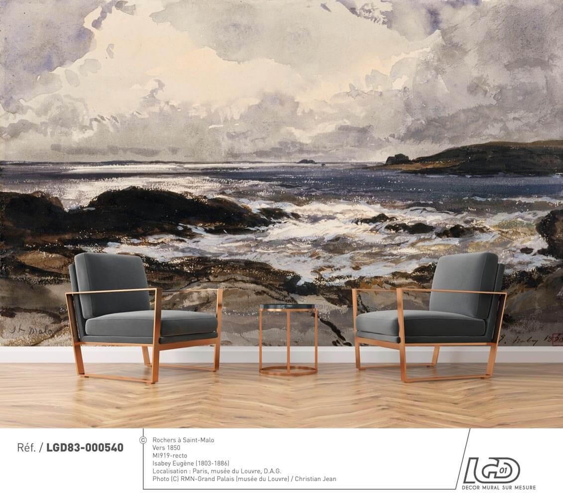 Collection de papier peint Multilés Réf. LGD-83-000540© par LGD01