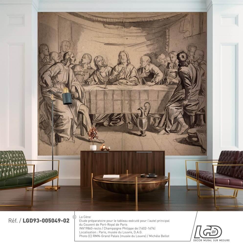 Collection de papier peint Multilés Réf. LGD-93-005049-02© par LGD01