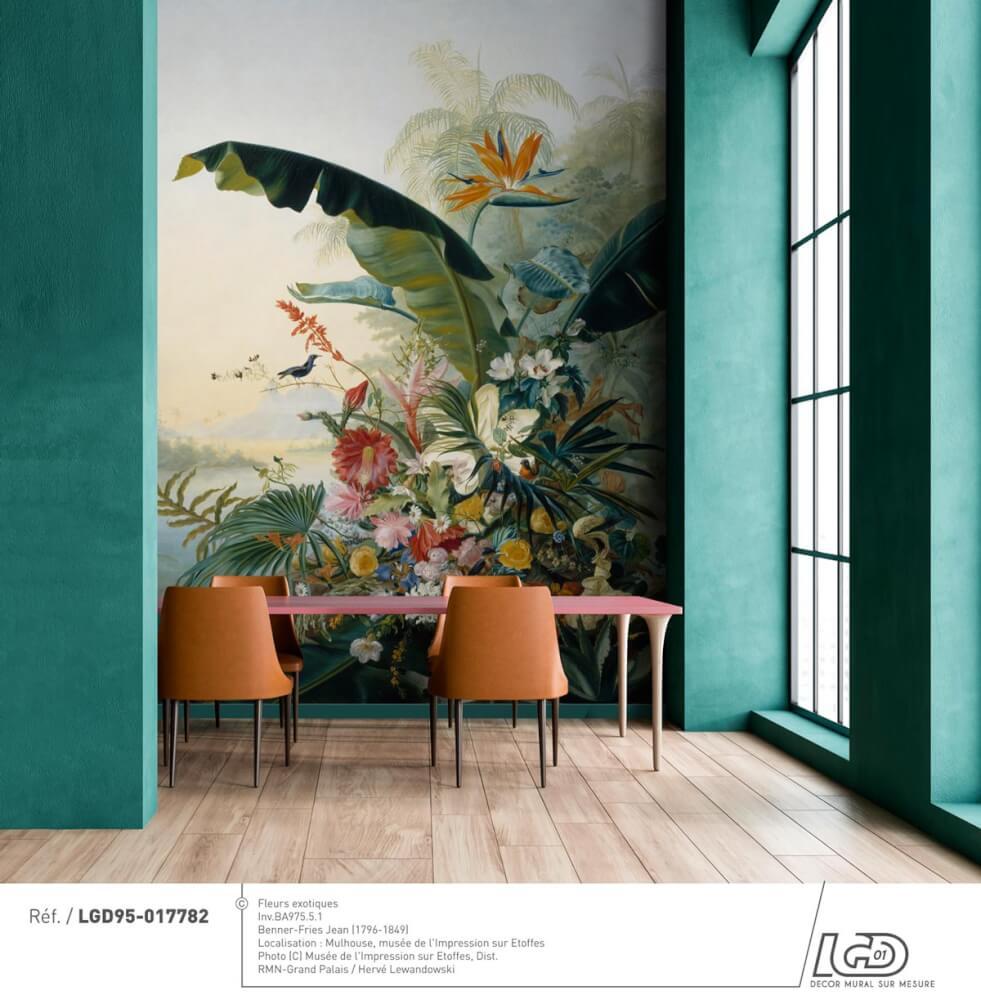 Collection de papier peint Multilés Réf. LGD-95-017782© par LGD01