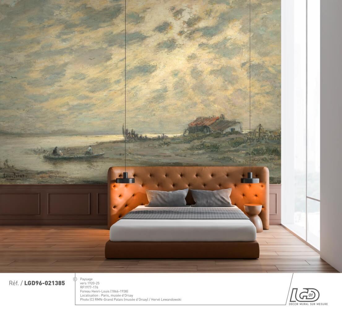 Collection de papier peint Multilés Réf. LGD-96-021385© par LGD01