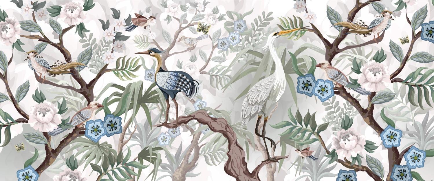 Collection de papier peint Multilés ARDEA – Réf. AD2219 par LGD01