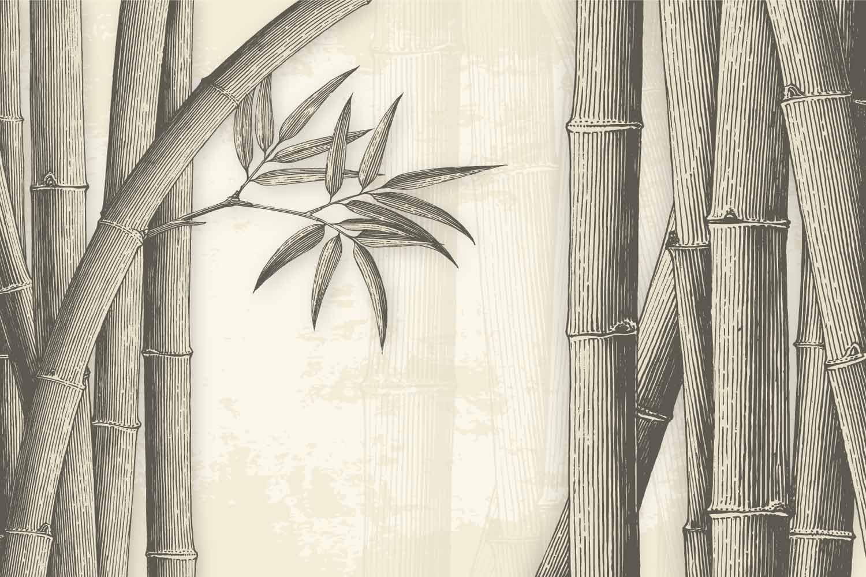 Collection de papier peint Multilés BAMBOO – Réf. BB2605 par LGD01