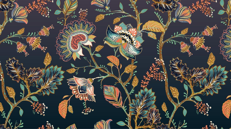 Collection de papier peint Multilés BATIK – Réf. BK7023 par LGD01
