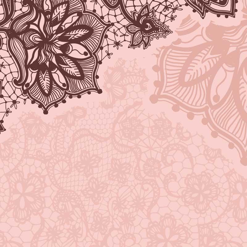 Collection de papier peint Multilés DENTELLE par LGD01