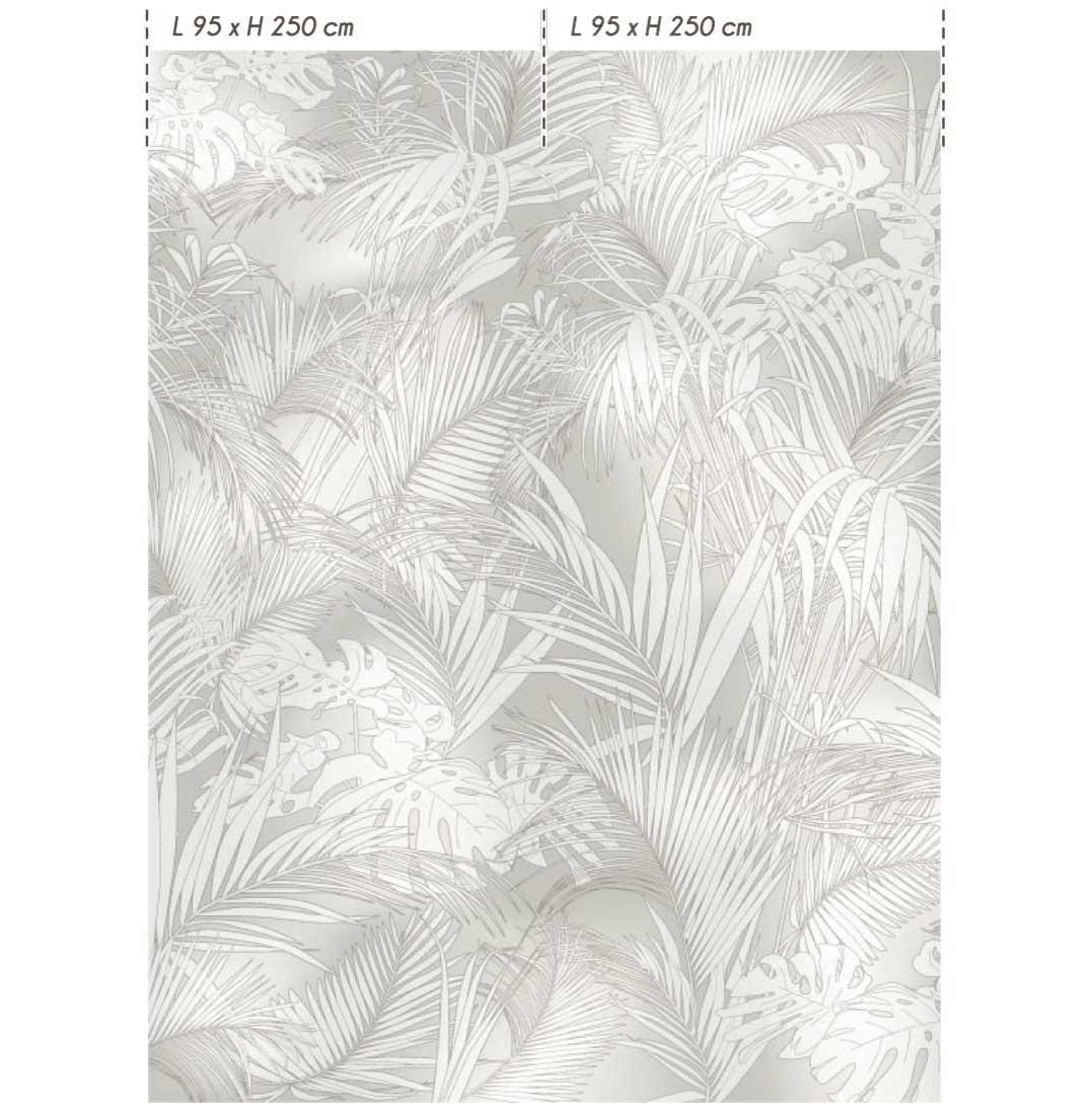 Collection de papier peint Multilés DL-PALM par LGD01