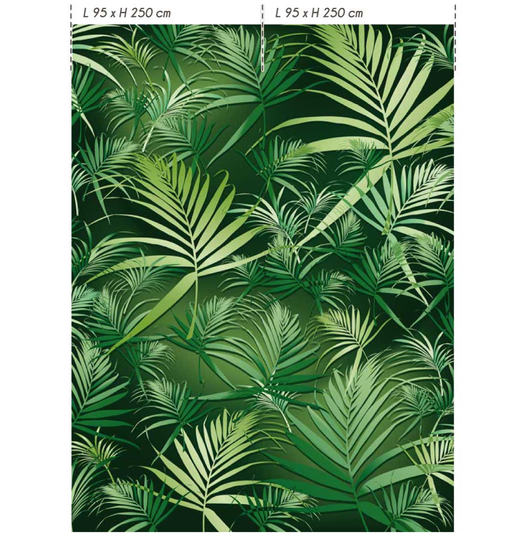 Collection de papier peint Multilés DL-TROPIC par LGD01