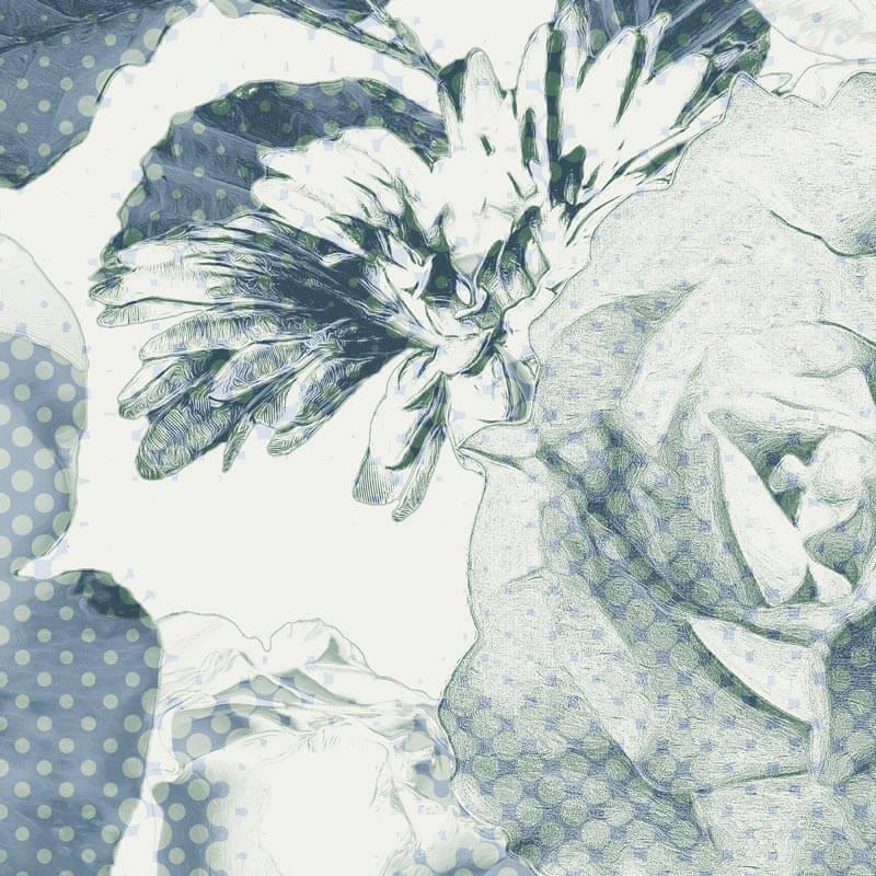 Collection de papier peint Multilés FLORUR – Réf. FL4340 par LGD01
