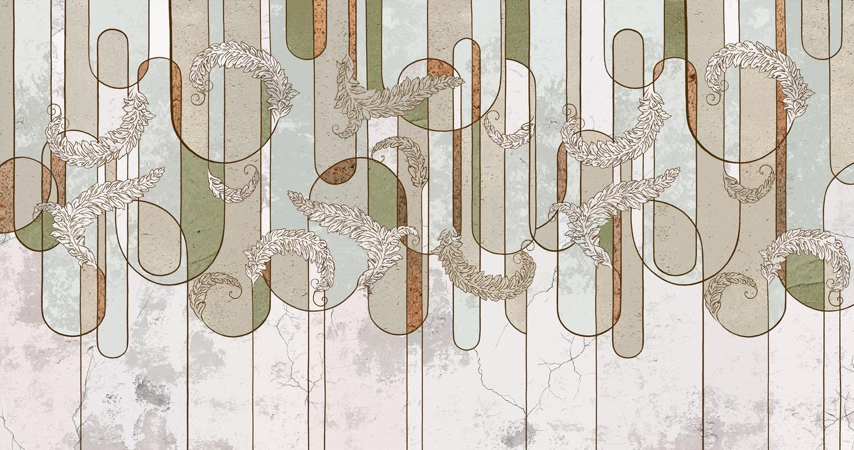 Collection de papier peint Multilés GENUS – Réf. GS4830 par LGD01