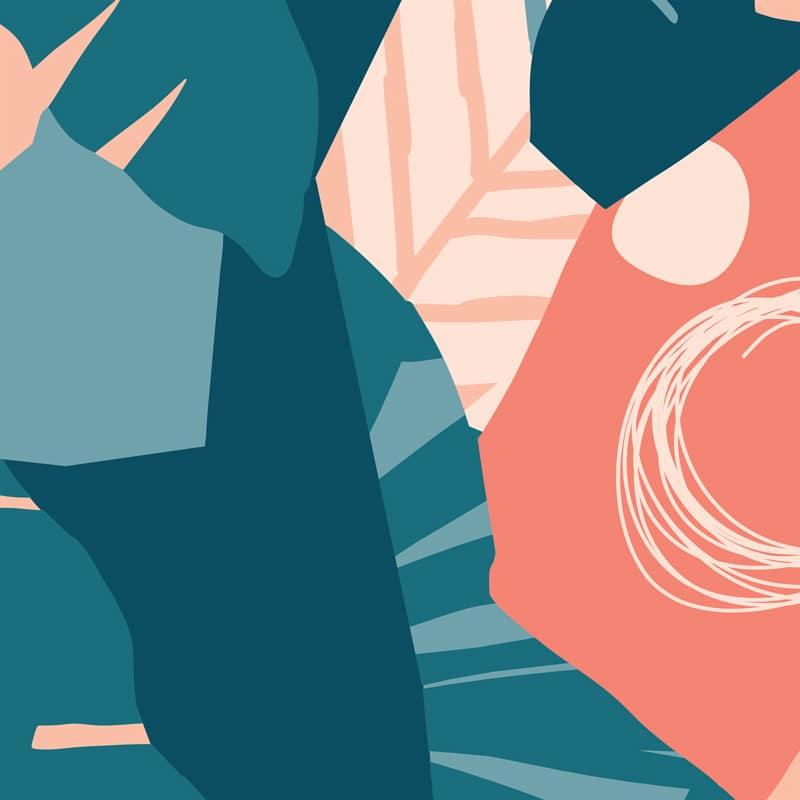 Collection de papier peint Multilés HAWAI – Réf. HW0837 par LGD01