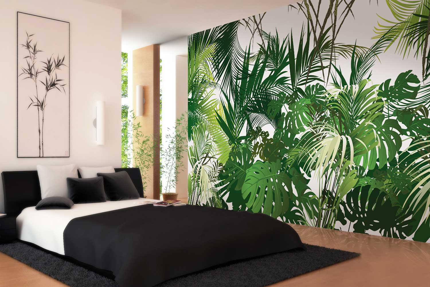 Collection de papier peint Multilés JUNGLE – Réf. JN3288 par LGD01
