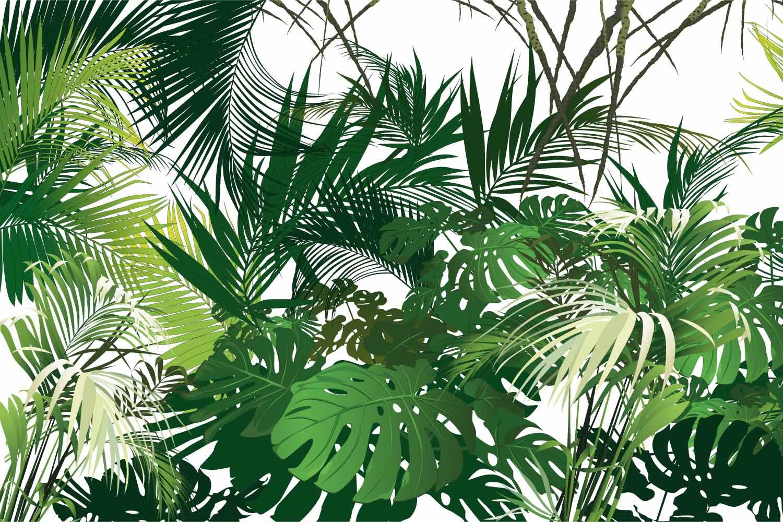 Collection de papier peint Multilés JUNGLE – Réf. JN3288 par LGD01