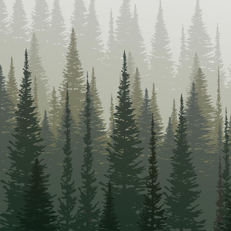 Collection de papier peint Multilés JURA – Réf. JR0987 par LGD01