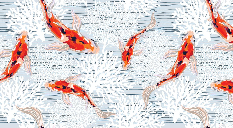 Collection de papier peint Multilés KORAY – Réf. KY6205 par LGD01