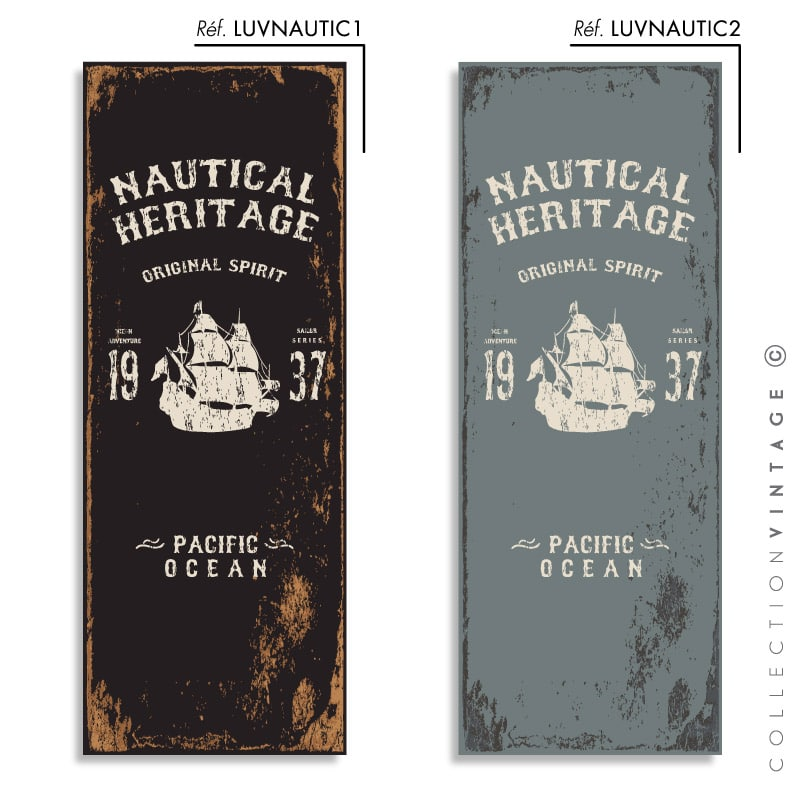 Collection de papier peint Multilés VINTAGE – LUVNAUTIC par LGD01
