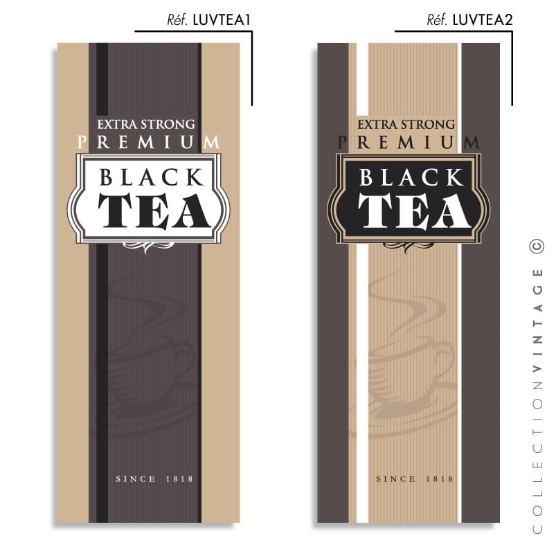 Collection de papier peint Multilés VINTAGE – LUVTEA par LGD01