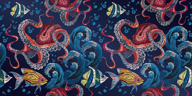 Collection de papier peint Multilés MAREN – Réf. MR4127 par LGD01