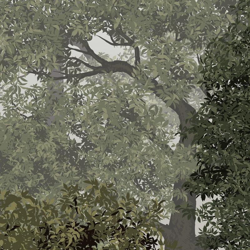 Collection de papier peint Multilés MONTEVERDE  NB – Réf. MV2251 par LGD01