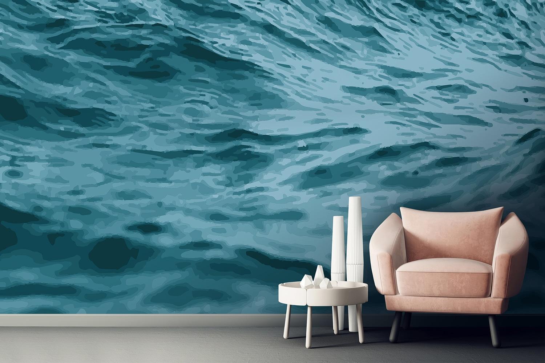Collection de papier peint Multilés OCEA – Réf. OC3852 par LGD01