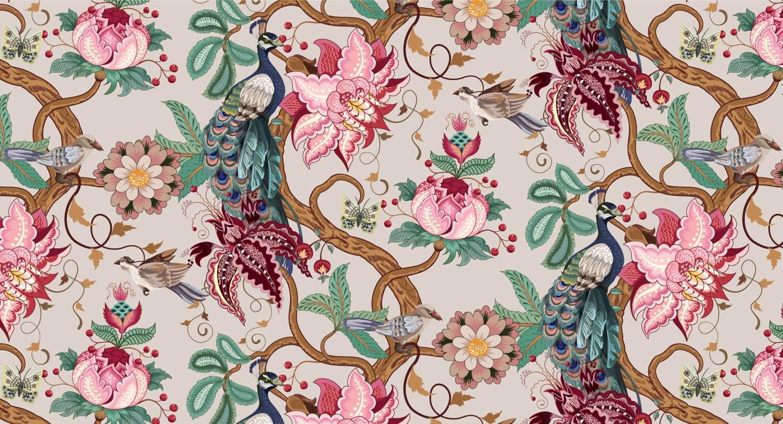 Collection de papier peint Multilés PAVO – Réf. PV6287 par LGD01