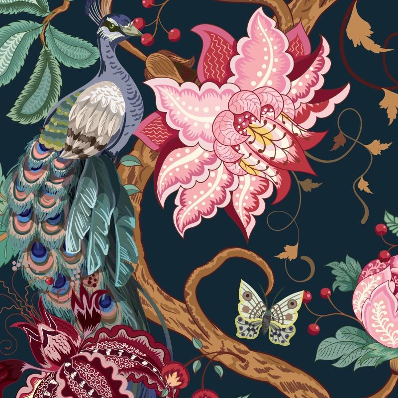 Collection de papier peint Multilés PAVO-TB – Réf. PV4162 par LGD01