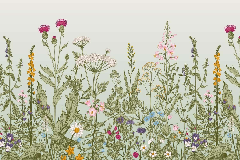 Collection de papier peint Multilés PINATA – Réf. PN70009 par LGD01