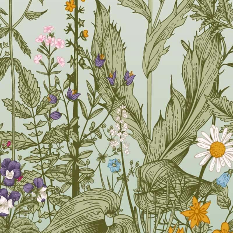 Collection de papier peint Multilés PINATA – Réf. PN7009 par LGD01