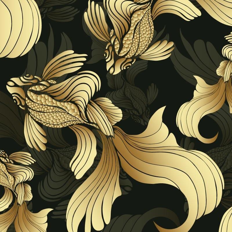 Collection de papier peint Multilés PISCIS – Réf. PC9035 par LGD01