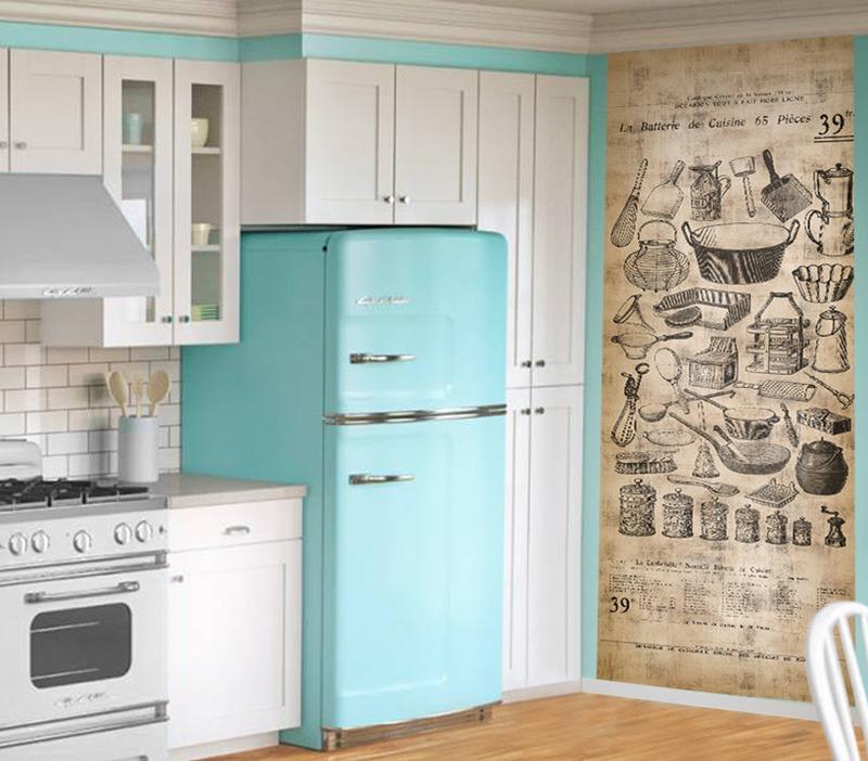 papier peint sur mesure pour la d coration de salle de. Black Bedroom Furniture Sets. Home Design Ideas
