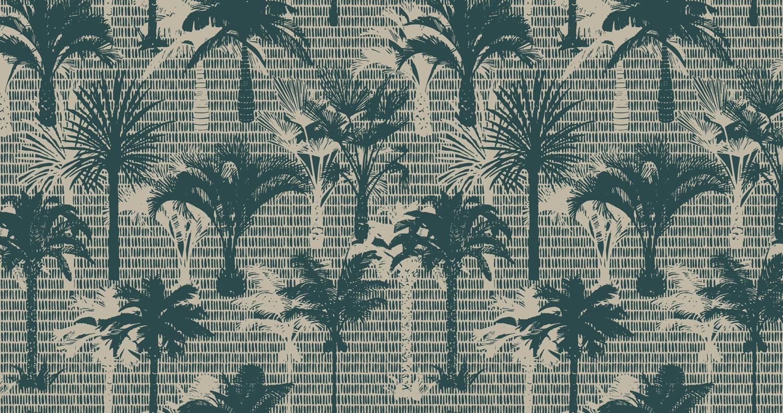Collection de papier peint Multilés SILWET – Réf. SW5076 par LGD01
