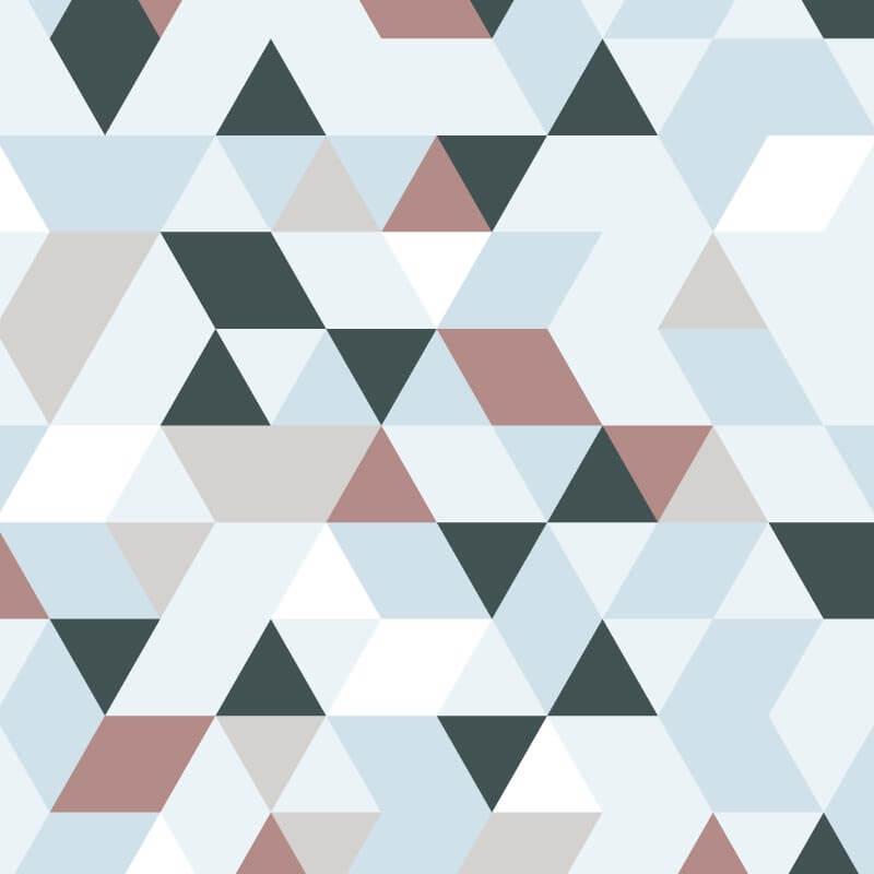 Collection de papier peint Multilés TRIANGULA – Réf. FT1507 par LGD01